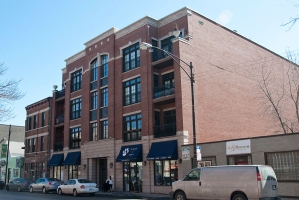<h5>2221 W. Belmont, Chicago, 14 units</h5>