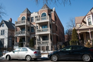 <h5>4624 S. Greenwood, Chicago, 8 units</h5>