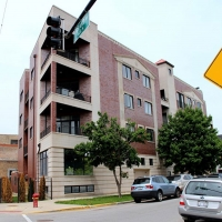 <h5> 2600 West Grand Project, Chicago, IL.  Development of 12 condominiums.</h5>